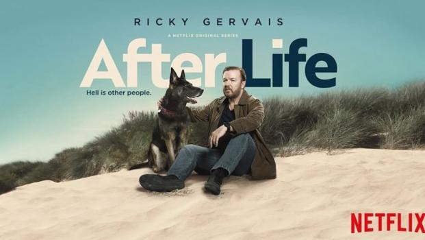 TV Production for Netflix: After Life