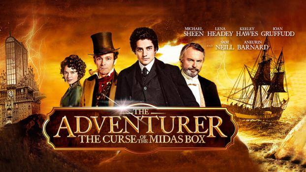 Feature Film: The Adventurer: The Curse of the Midas Box