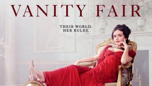 TV Production for ITV: Vanity Fair