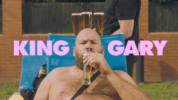 Television Series for BBC1: King Gary